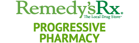 Progressive Pharmacy Logo